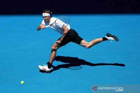 Zverev berpotensi bertemu Djokovic di perempat final Australian Open