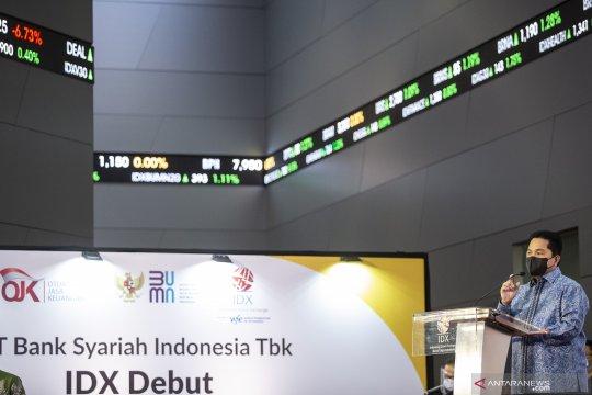 BEI: Performa perusahaan BUMN naik sejak masuk ke bursa