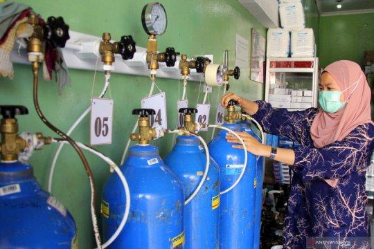 Penuhi kebutuhan oksigen, Kemenperin dukung industri genjot pasokan