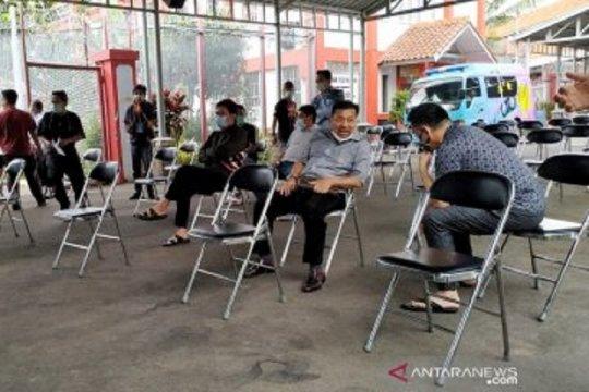 Setya Novanto tak termasuk narapidana yang kena COVID-19 di Sukamiskin