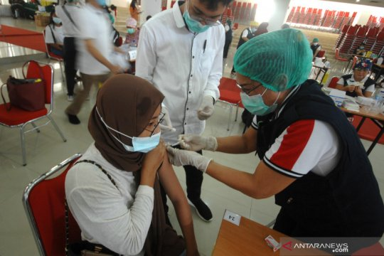 Komnas KIPI: Kejadian ikutan pasca-imunisasi di Sulut tergolong ringan