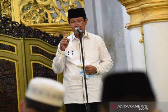 Gubernur Kepri Isdianto akan fokus urus cucu
