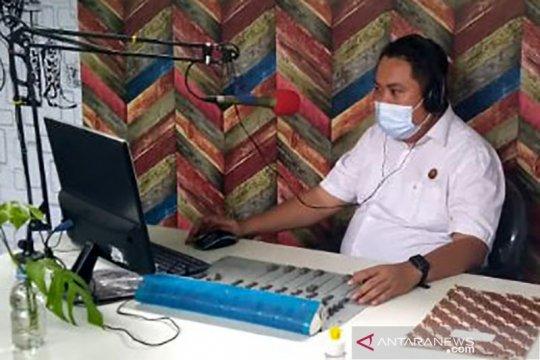 KPID Sulbar serukan lembaga penyiaran bantu tangkal hoax gempa