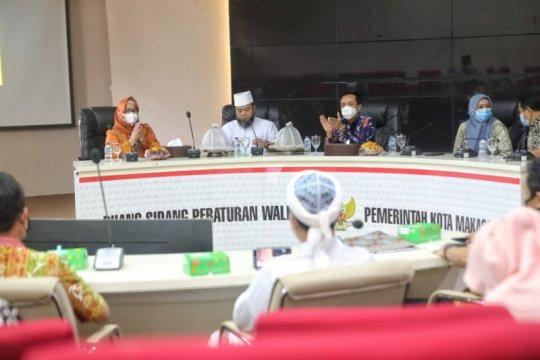 Wali Kota Bengkulu belajar penanganan COVID-19 di Makassar