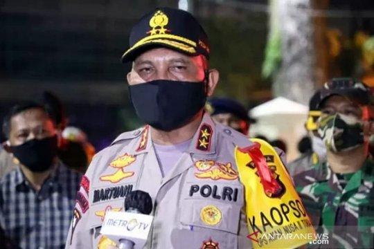 Kasatnarkoba Polres Pematangsiantar dicopot terkait viral video dugem