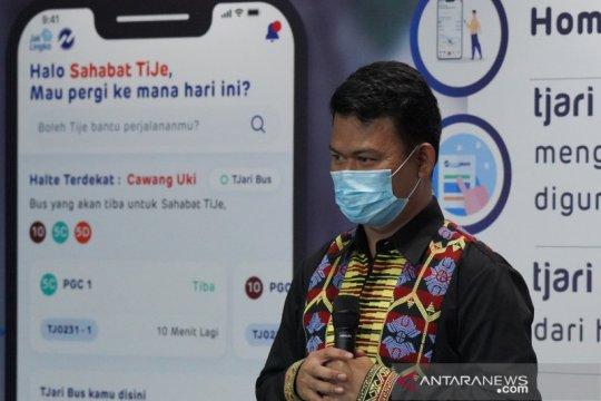 TransJakarta siap integrasikan layanan digital antarmoda transportasi