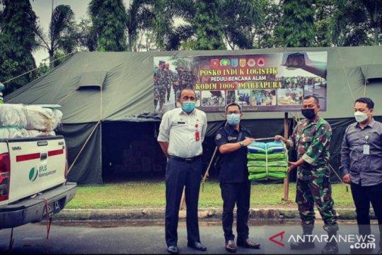 BPJAMSOSTEK salurkan bantuan senilai Rp150 juta untuk banjir Kalsel