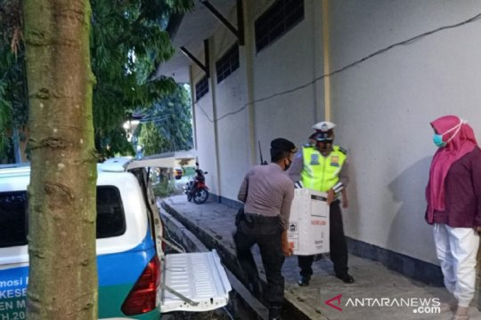 Usai divaksin COVID-19, nakes di Mukomuko-Bengkulu sempat pingsan