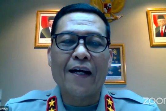 Polisi masih dalami peran Kompol Yuni di kasus penyalahgunaan narkoba