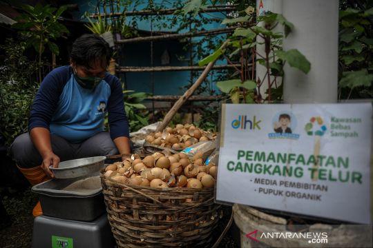 Program Kawasan Bebas Sampah di Bandung