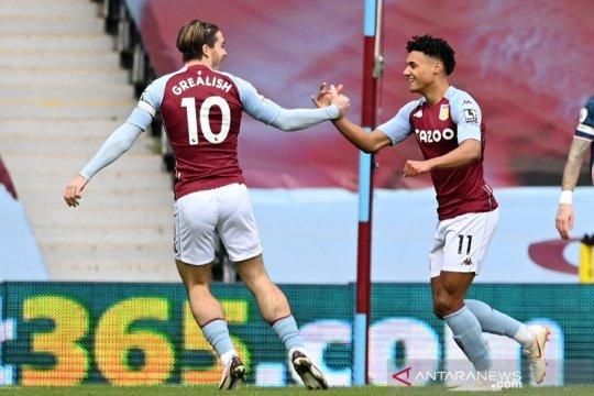 Ollie Watkins jadi pembeda Aston Villa saat menang atas Arsenal