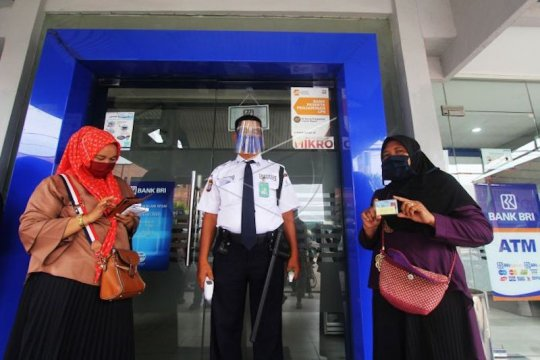 BRI Palembang salurkan BPUM ke 186.270 pelaku usaha