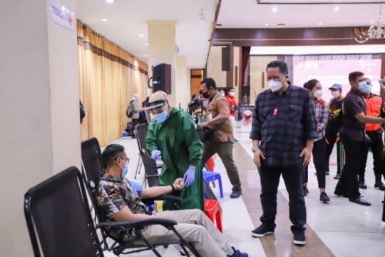 200 ASN Pemkot Surabaya ikuti skrining donor plasma