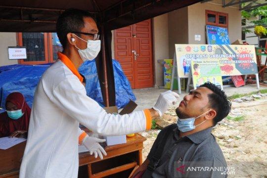 9 pegawai Satpol PP Belitung Timur positif COVID-19, 24 kontak erat