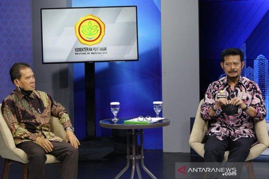 Ketua KTNA wafat, Mentan berduka kehilangan mitra diskusi pertanian