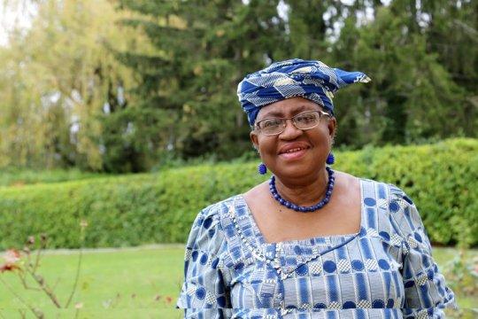 Wanita Nigeria siap pimpin WTO setelah saingannya mundur, AS mendukung