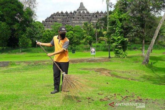 Biksu Bhadra Ruci tegaskan Candi Borobudur tempat suci umat Buddha
