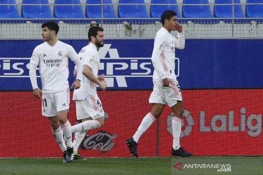 Real Madrid siap lepas Raphael Varane jika tolak perpanjang kontrak