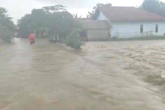 Ratusan rumah di Majalengka terendam banjir