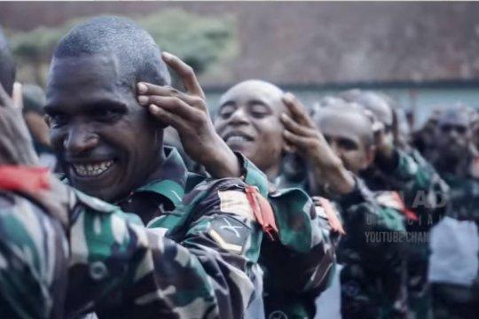 """1.000 calon bintara asli Papua """"digembleng"""" di sejumlah Rindam"""