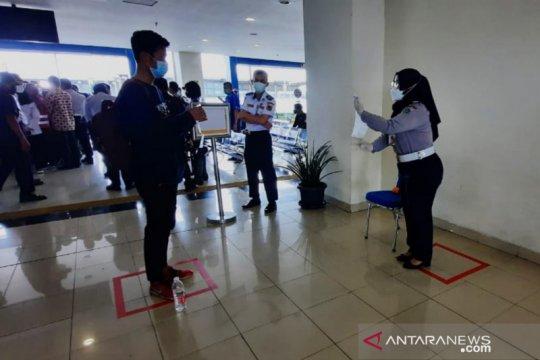 Pengetatan mudik, penumpang bus Terminal Pulogebang tak terpengaruh