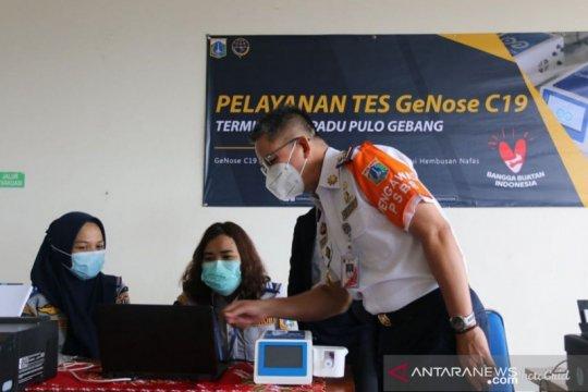 GeNose perkuat sistem deteksi COVID-19 di Terminal Pulogebang