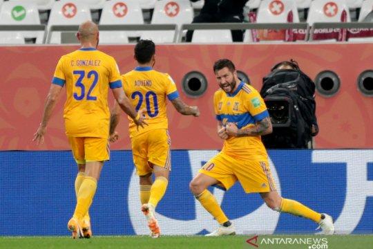 Gol semata wayang Gignac buka jalan Tigres ke final Piala Dunia Klub