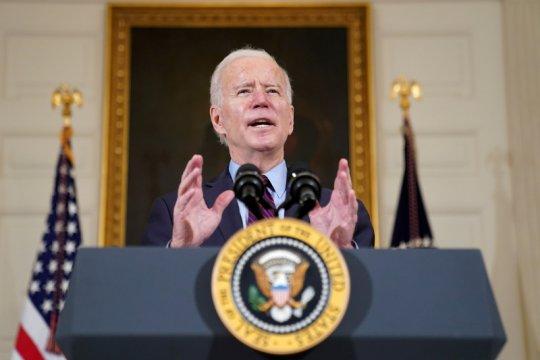 Biden sebut putusan soal Olimpiade Tokyo harus berbasis sains
