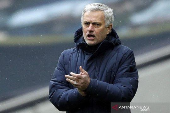 Saham Roma naik lebih dari 21 persen usai umumkan penunjukan Mourinho