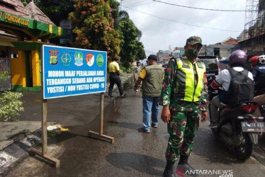 46 pelanggar prokes COVID-19 terjaring operasi di Pondokgede Bekasi