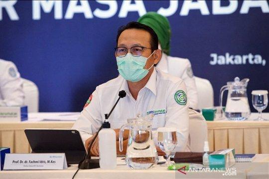 BPJS Kesehatan surplus Rp18,7 triliun
