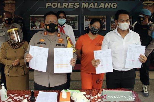 Polres Malang tangkap pelaku penipuan bermodus usaha fiktif