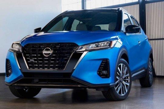 Nissan Kicks 2021 resmi mengaspal di AS