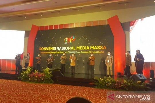 Konvensi Nasional Media Massa bahas ekosistem pers berkelanjutan