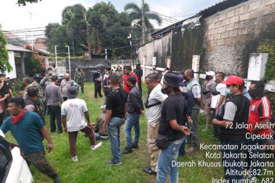Polisi tangkap belasan anggota ormas di Jagakarsa