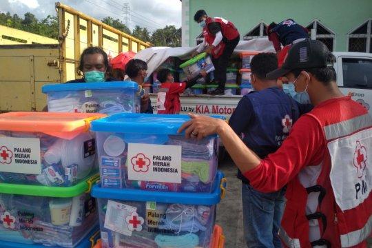 Tanggap darurat gempa Sulbar berakhir, PMI tetap distribusikan bantuan