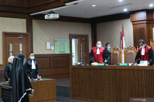 Jaksa Pinangki terbukti lakukan pemufakatan jahat dengan Djoko Tjandra