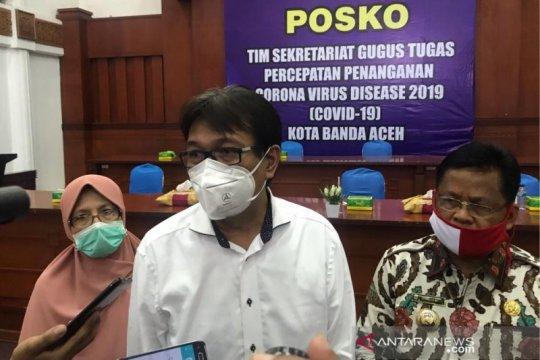 Rektor, Wakil Rektor, Dekan USK Banda Aceh positif terinfeksi COVID-19