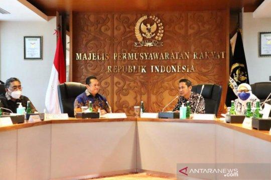 MPR minta KY tingkatkan integritas-kapasitas hakim