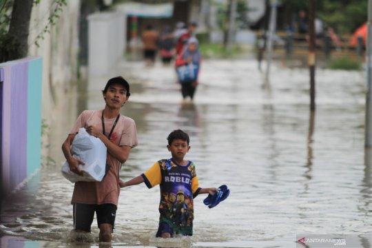 Kemensos siapkan layanan psikososial bagi korban banjir Indramayu