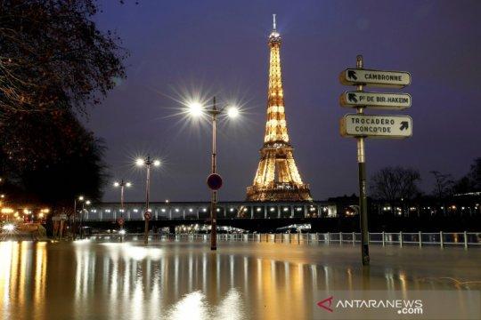 Prancis merasa tak perlu lagi berlakukan penguncian nasional