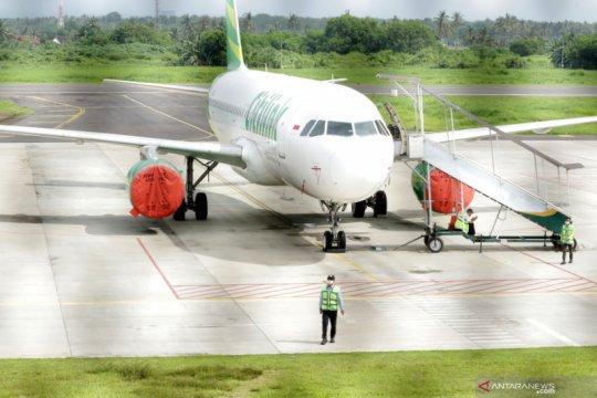 Bandara Banyuwangi ditutup sementara akibat erupsi Gunung Raung