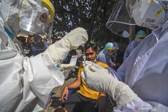 Upaya penanganan pandemi COVID-19 dengan 3T di Kota Mataram