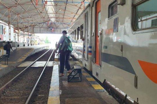 KAI Madiun berlakukan Gapeka 2021 untuk pelayanan lebih baik