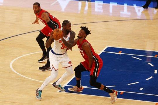 Jimmy Butler antarkan Heat raih kemenangan 109-103 atas Knicks