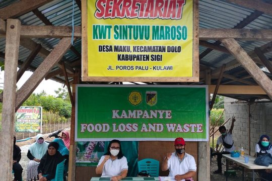 "Kementerian Pertanian gencar kampanyekan ""food loss and waste"""