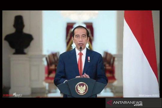 Presiden Jokowi : Negara disebut hadir jika pelayanan publik prima