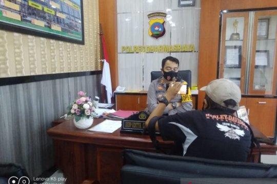 Anggota DPRD Dharmasraya buron kasus penganiayaan menyerahkan diri