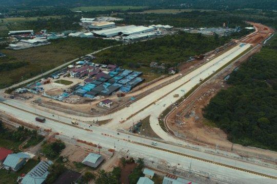 Tol Padang-Sicincin ditargetkan rampung 2022