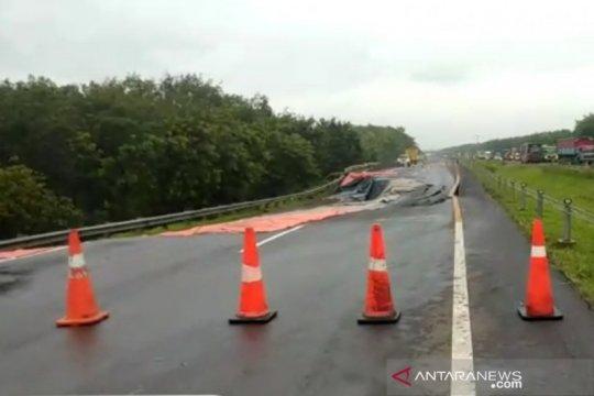 PVMBG: Km 122 Tol Cipali ambles karena erosi dan curah hujan tinggi